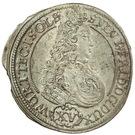 15 Kreuzer - Sylvius Friedrich – obverse