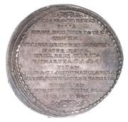 1 Thaler - Sylvius Friedrich (Death of Elisabeth Maris) – reverse