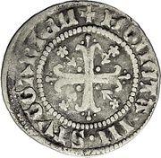 1 Schilling - Graf Ludwig I – reverse