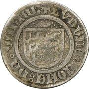 1 Schilling - Graf Ludwig I. – obverse