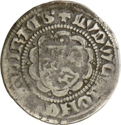 1 Schilling - Ludwig I. von Württemberg-Urach – obverse