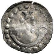 1 Pfennig - Ulrich V. – obverse
