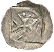 1 Heller - Eberhard II. – reverse