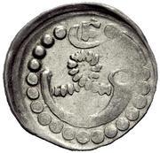 1 Pfennig - Eberhard V. – obverse