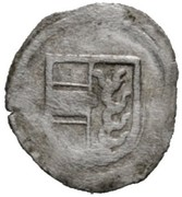 1 Heller - Ferdinand I. (Habsburg occupation) – obverse