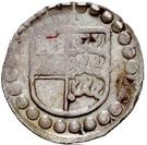 1 Pfennig - Ferdinand I. (Habsburg occupation) – obverse