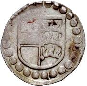 1 Pfennig - Ferdinand I. (Habsburg occupation) -  obverse