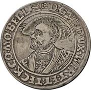 1 Thaler - Ulrich I. -  obverse