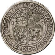 1 Thaler - Ulrich I. -  reverse