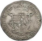 1 Thaler - Johann Friedrich I. -  reverse