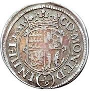 1/9 Thaler - Johann Friedrich I. – reverse
