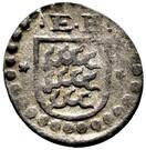 1 Pfennig - Eberhard III. – obverse