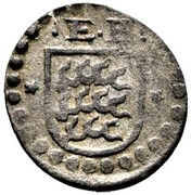 1 Pfennig - Eberhard III. -  obverse