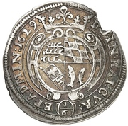 ⅙ Thaler - Ludwig Friedrich von Mömpelgard – reverse
