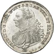 20 Kreuzer - Friedrich II. -  obverse