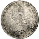 10 Kreuzer -  Friedrich II. – obverse