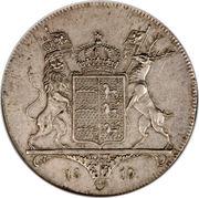1 Thaler - Friedrich I. – reverse