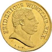 1 Friedrich D'or - Friedrich I. – obverse