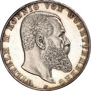 5 Mark - Wilhelm II. – obverse