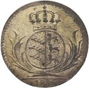 6 Kreuzer - Friedrich I. – reverse