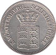 1 Kreuzer - Karl I. – obverse