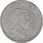 1 Thaler - Wilhelm I. (Kronentaler) – obverse