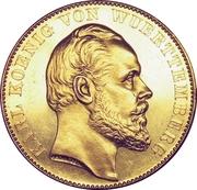 1 Thaler - Karl I. (Siegestaler) – obverse
