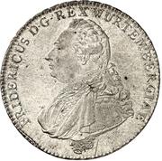 1 Thaler - Friedrich I. (Königstaler) – obverse