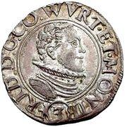 1 Groschen - Friedrich I. – obverse