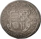 2 Gulden - Julius Friedrich (Kipper; Doppelter Hirschgulden) – obverse