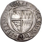 1 Schilling - Gottfried IV Schenk von Limpurg – obverse