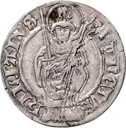 1 Schilling - Gottfried IV., Schenk von Limpurg – reverse