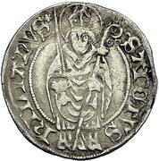 1 Schilling - Gottfried IV Schenk von Limpurg – reverse