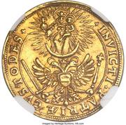 1 Ducat - Julius Echter von Mespelbrunn – reverse