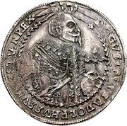 1 Thaler - Gustav Adolph II. – obverse