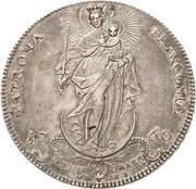 1 Thaler - Adam Friedrich von Seinsheim – reverse