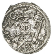1 Körtling - Johann Philipp II. – obverse