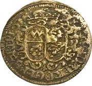1 Schilling - Johann Gottfried II – reverse