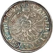 1 Guldenthaler - Melchior Zobel von Giebelstadt – reverse