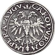 ¼ Thaler - Melchior Zobel von Giebelstadt – reverse