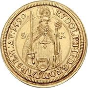 2 Goldgulden - Julius Echter von Mespelbrunn – obverse