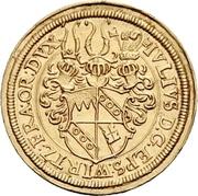 2 Goldgulden - Julius Echter von Mespelbrunn – reverse