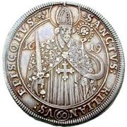 1 Guldenthaler - Johann Gottfried von Aschhausen – obverse