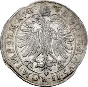 ¼ Thaler - Johann Gottfried von Aschhausen (Posthumus) – reverse