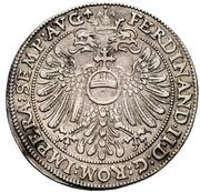 ¼ Thaler - Philipp Adolph von Ehrenberg – reverse