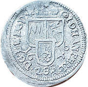 1 Schilling - Johann Philipp I. – obverse