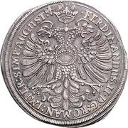 1 Thaler - Philipp Adolf von Ehrenberg – reverse