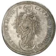 1 Thaler - Johann Philipp von Schönborn – reverse