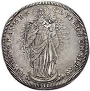 1 Thaler - Johann Hartmann von Rosenbach – reverse