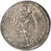1 Thaler - Peter Philipp von Dernbach – reverse